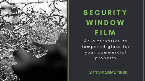 window film tempered glass alternatives