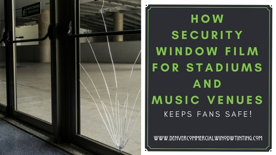denver stadium security films