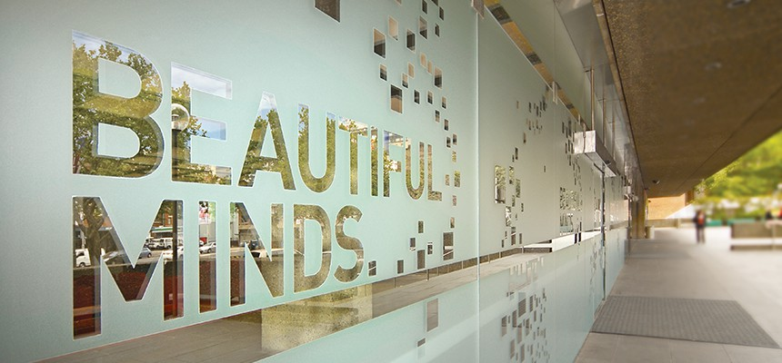 custom frosted decorative film denver
